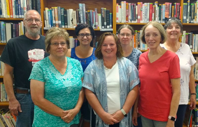 Library trustees Fall 2019